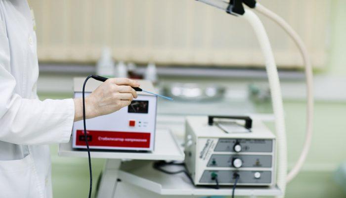 Радионож в гинекологии 17
