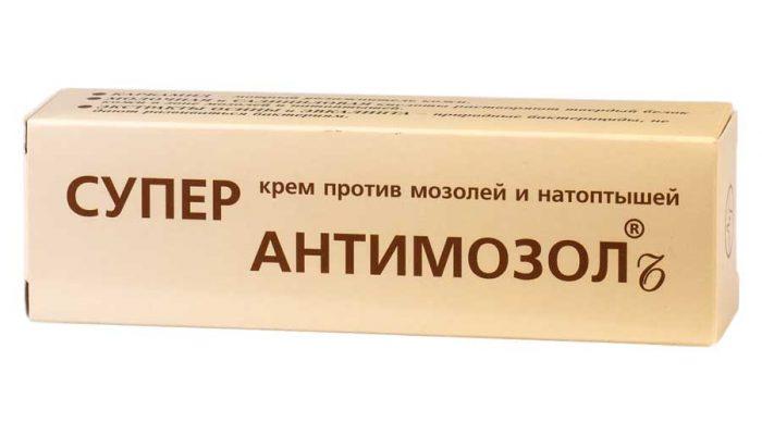 кератолитическое средство от натоптышей